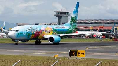 N560AS - Boeing 737-890 - Alaska Airlines