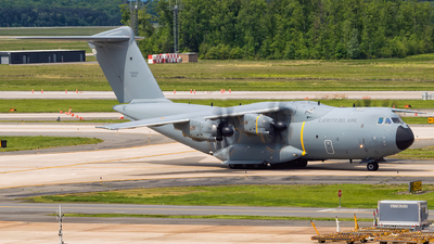 A picture of T.2301 - Airbus A400M180 -  - © Gautham Kurup