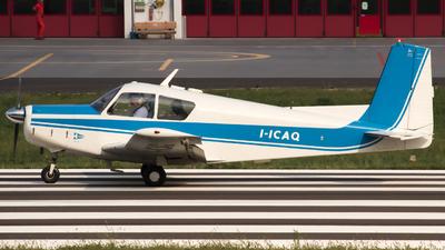 I-ICAQ - SIAI-Marchetti S205 20/R - Private