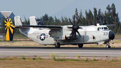 162175 - Grumman C-2A Greyhound - United States - US Navy (USN)
