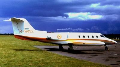 G-BBEE - Gates Learjet 25B - CSE Aircraft Sales
