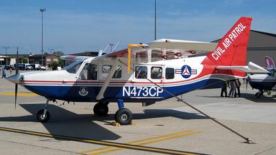 A picture of N473CP - Gippsland GA8 - Civil Air Patrol - © Joe Osciak