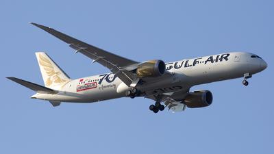 A9C-FF - Boeing 787-9 Dreamliner - Gulf Air