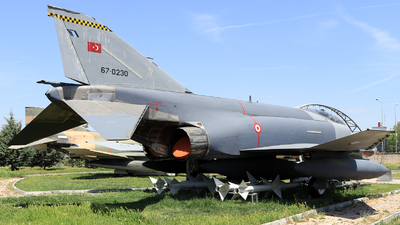 67-0230 - McDonnell Douglas F-4E Phantom II - Turkey - Air Force