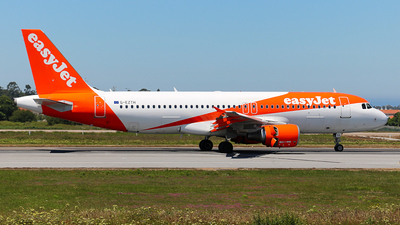 G-EZTH - Airbus A320-214 - easyJet