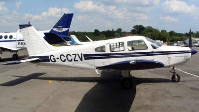 G-CCZV - Piper PA-28-151 Cherokee Warrior - Private
