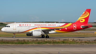 B-LPI - Airbus A320-214 - Hong Kong Airlines