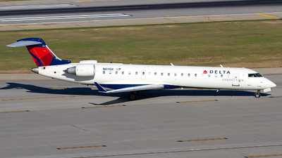 N611SK - Bombardier CRJ-701 - Delta Connection (SkyWest Airlines)