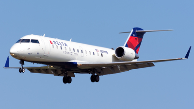 N878AS - Bombardier CRJ-200ER - Delta Connection (Atlantic Southeast Airlines)