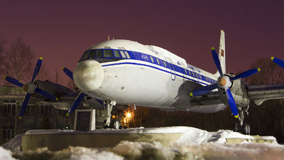 CCCP-75518 - Ilyushin IL-18D - Aeroflot