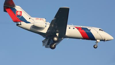 OM-BYL - Yakovlev Yak-40 - Slovakia - Government Flying Service