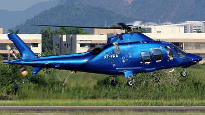 A picture of PTPAA - AgustaWestland AW109SP - [22308] - © Allan Martins Antunes