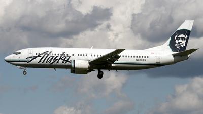 N708AS - Boeing 737-490 - Alaska Airlines