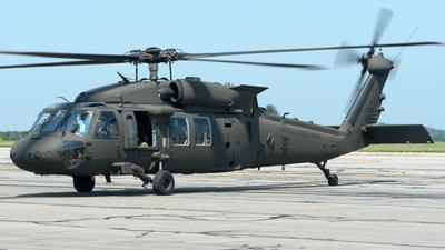 20-21120 - Sikorsky UH-60M Blackhawk - United States - US Army