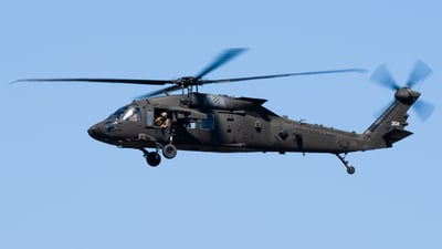 11-20358 - Sikorsky UH-60M Blackhawk - United States - US Army
