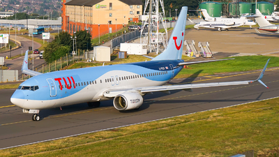 A picture of GFDZF - Boeing 7378K5 - TUI fly - © Simon330lover