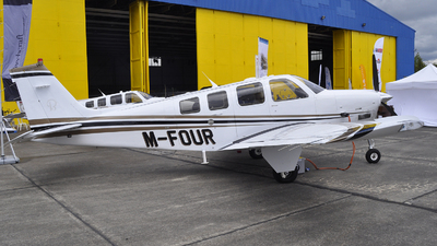 M-FOUR - Beechcraft G36 Bonanza - Private
