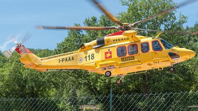 I-PAAA - Agusta-Westland AW-139 - Babcock Italia