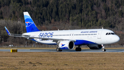 OY-RCK - Airbus A320-251N - Atlantic Airways