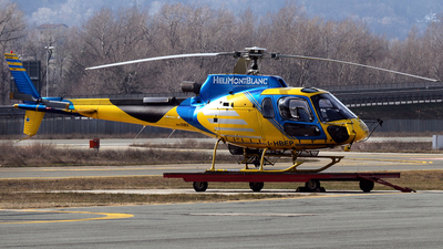 I-HBEP - Eurocopter AS 350B3 Ecureuil - Helimontblanc