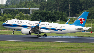 A picture of B305D - Airbus A320251N - China Southern Airlines - © Li Youyang