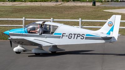 F-GTPS - Robin DR400/120 Dauphin 2+2 - Aero Club - Union Aérienne Lille Roubaix Tourcoing (UALRT)