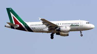 A picture of EIIMC - Airbus A319112 - Italia Trasporto Aereo - © Javier Rodriguez - Amics de Son Sant Joan