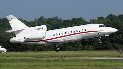 N508BA - Dassault Falcon 900B - Private