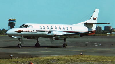 VH-SWP - Swearingen SA226-AT Merlin IV - Kendell Airlines