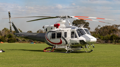 A picture of VHNSC - Bell 412 - [33029] - © Clinton_vern
