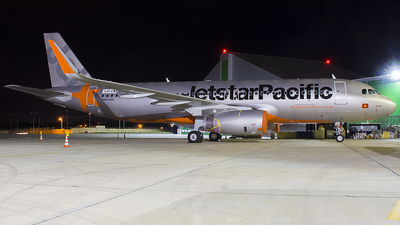 LZ-CMA - Airbus A320-232 - Jetstar Pacific Airlines