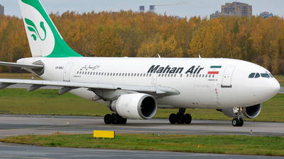 A picture of EPMMJ - Airbus A310304 - Mahan Air - © ArCher