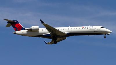 N772SK - Bombardier CRJ-701ER - Delta Connection (SkyWest Airlines)