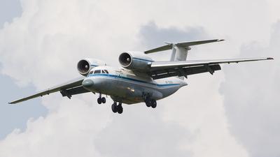 RF-72033 - Antonov An-72 - Russia - Navy
