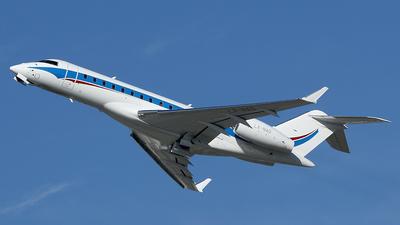 LX-NAD - Bombardier BD-700-1A10 Global 6000 - Luxaviation