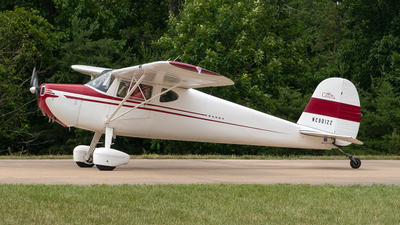 N90122 - Cessna 140 - Private