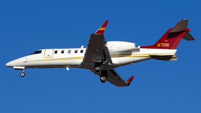 N7SN - Bombardier Learjet 45 - Private