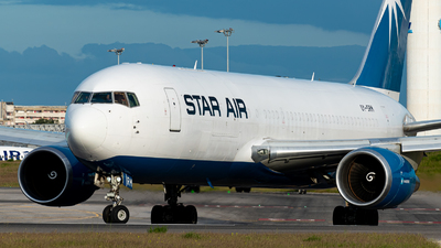 A picture of OYSRM - Boeing 76725E(BDSF) - Star Air - © Aaron Vancoillie