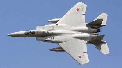 82-8896 - McDonnell Douglas F-15J Eagle - Japan - Air Self Defence Force (JASDF)