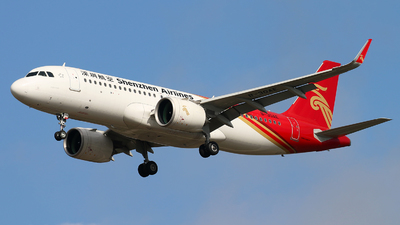 A picture of B30AE - Airbus A320271N - Shenzhen Airlines - © cmqmc