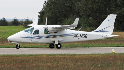 SE-MGB - Tecnam P2006T - Greybird Aviation Group