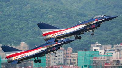06 - Chengdu J10AY - China - Air Force