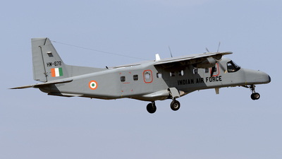 HM-672 - Hindustan Aeronautics 228-201 - India - Air Force