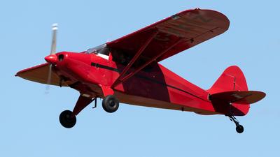 C-FKTZ - Piper PA-22-160 Tri-Pacer - Private