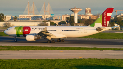 A picture of CSTOP - Airbus A330202 - TAP Air Portugal - © JAMart