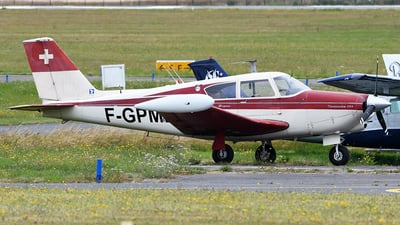 F-GPML - Piper PA-24-250 Comanche - Private