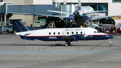 N153GL - Beech 1900D - Great Lakes Airlines