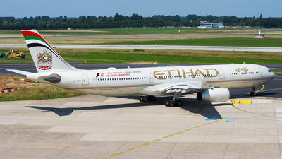 A6-AFF - Airbus A330-343 - Etihad Airways
