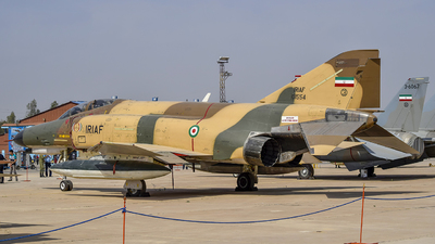 3-6652 - McDonnell Douglas F-4E Phantom II - Iran - Air Force