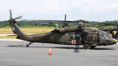 84-24016 - Sikorsky UH-60A Blackhawk - United States - US Army